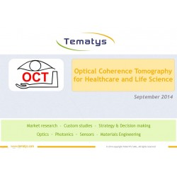 Optical Coherence Tomography for Healthcare and Life Science: Technology and Market Trends