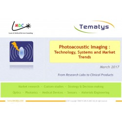 Photo Acoustic Imaging : Technology, Systems and Market Trends