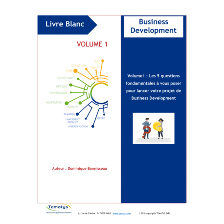 LIVRE BLANC :  Business Development
