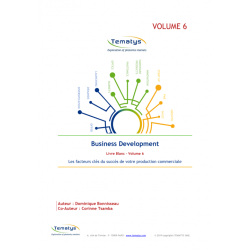 LIVRE BLANC :  Business Development (French Version) - Volume 6
